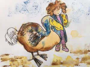 dodo sketch
